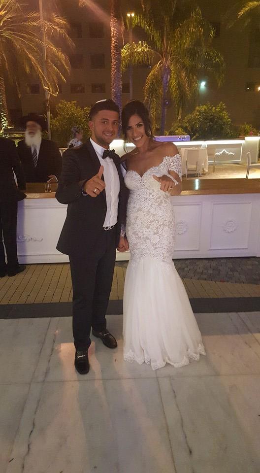 חתונה מפוארת... אורלי אשורוב ואלון איפריימוב מנציחים אהבתם באודאון