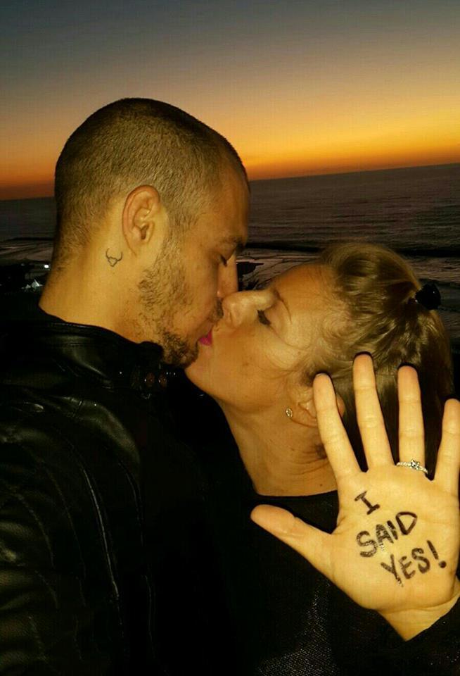 ענתה I DO... ליעד פוגל מפתיע בהצעת נישואין לבחל ענת אייל