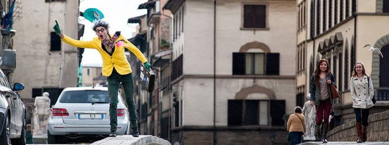 איטליה בנתניה אמנות רחוב מאיטליה