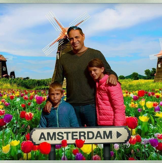 בניחוח הולנדי... משפחת מולנר בחופשה חלומית בהולנד הפסטורלית
