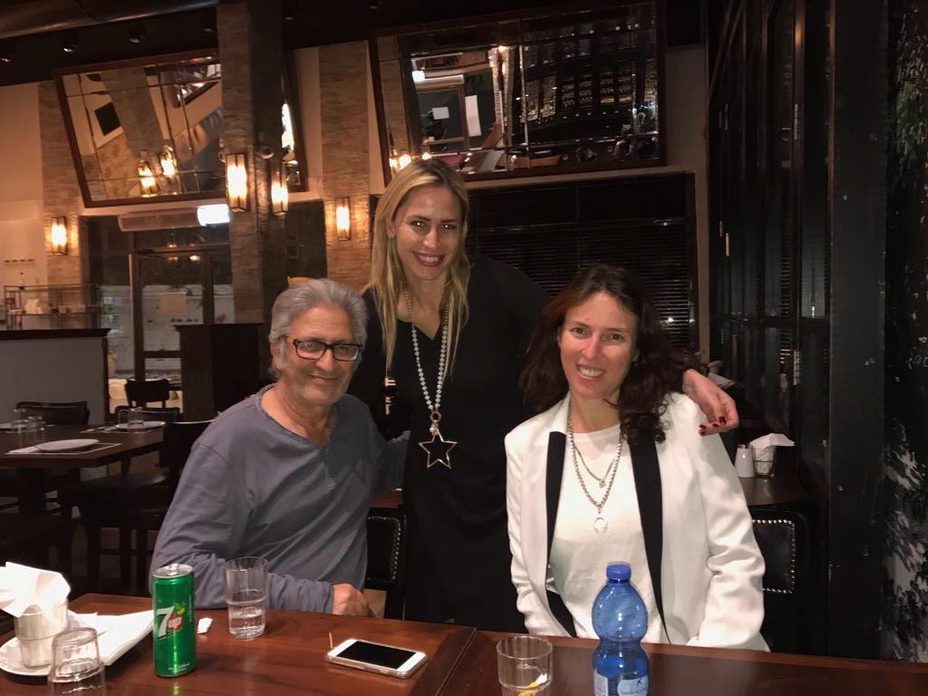 ברכות חמות כפול 2... נעמה סויסה חוגגת יום הולדת במסעדת זיוה החדשה