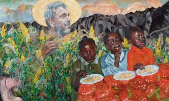ברכת המזון -יובל קדר- צילום אבי אמסלם