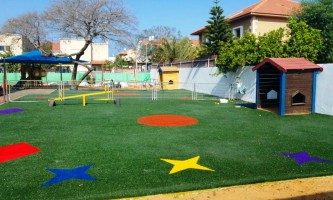 דשא בגני ילדים 19.4.17