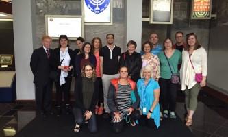 הוראת השואה משלחת מחנכי שואה - סינסינטי-נתניה -