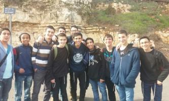זמן לשון תלמידי ישיבת בני עקיבא באקדמיה ללשון עברית בירושלים