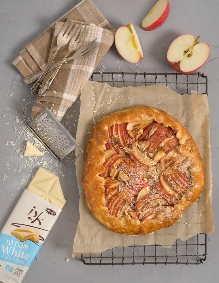 חברת כרמית מעניקה מתכון גאלט תפוחים צילום גלי איתן (Custom)