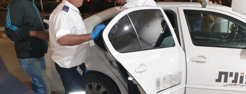 חובש רפואת חירום במדא אנואר שרקאוי - צילום דוברות מדא (2) (002)