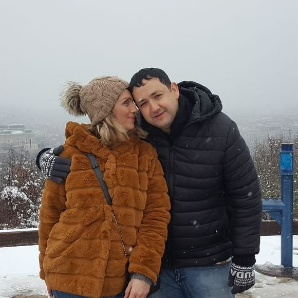 חופשה רומנטית... מני ומאיה אילוז מאוהבים בבודפשט