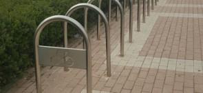 חניה ירוקה מתקני חניית אופניים