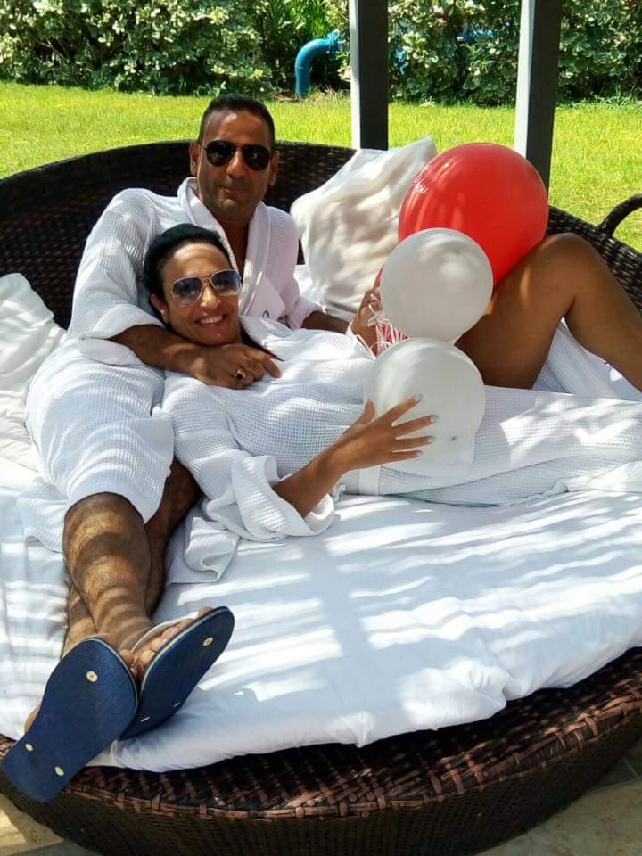 חתונת הכסף... רונית וניסים מלקי חוגגים 25 שנות נישואין עם ים של פינוקים