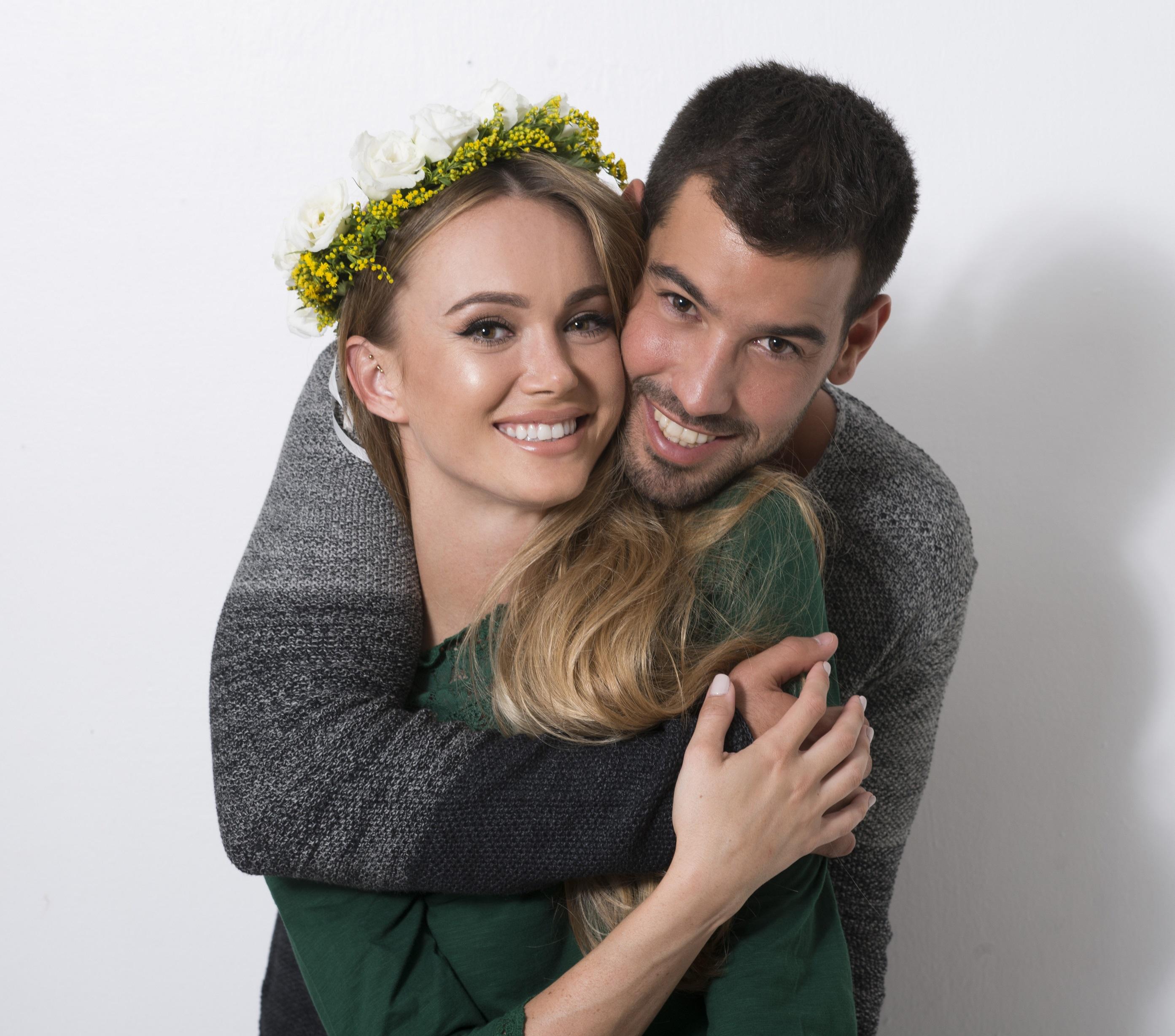 לחיי אהבה... עומרי בן נתן וקסניה מעלים הילוך בהצעת נישואין מרגשת בכותל