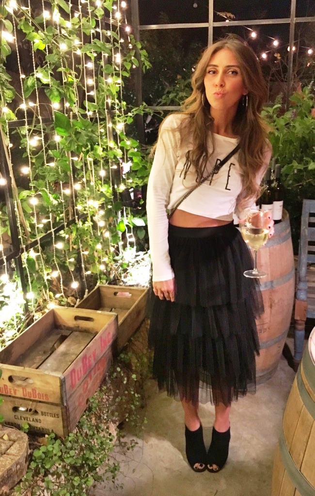 מוקפת אהבה... מעצבת האופנה חלי יפרל ל made by me חוגגת יומולדת בסטייל משלה