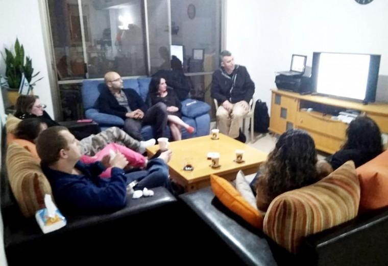 מיזם נפגשים בסלון 26.2.19