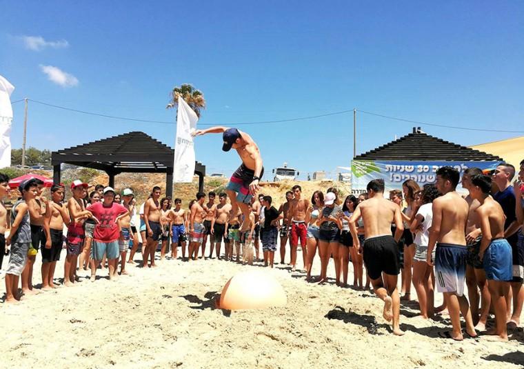 מסיבת חוף 24.6.18