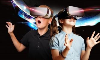 מציאות מדומה צילום שאטרסטוק