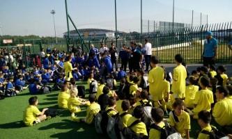 ספורט ילדים זה שמחה תמונה מתוך הטורניר