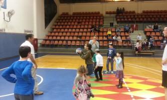 ספורט לקראת הפיינל פור. גם לילדים יש ערך מוסף