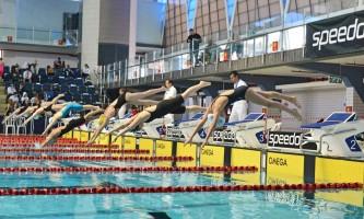 ספורט שחיינים בינלאומיים