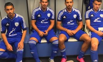 ספורט שחקני טוברוק בנבחרת נוער ב של ישראל