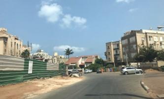 עבודות ברחוב החשמונאים ומתיתיהו הכהן