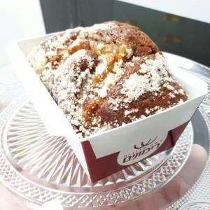 עוגת דבש קרמבל תפוחים צלם גל פוני
