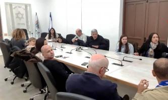 פגישת פורום תנועות הנוער 8.1.19
