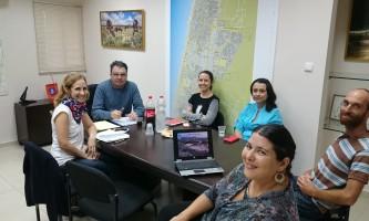 פרוזדור אקולוגי וועדת איכות הסביבה נובמבר 20105