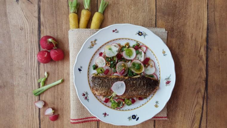 שגב משה_פילה דג עם צנונית_צילום- עידן ירדני
