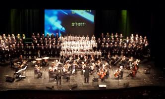 שירת המלאכים קרליבך באופרה