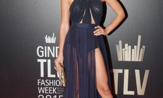 שיר אלמליח Gindi TLV Fashion Week by TLV Fashion Mall  אירוע גאלה צילום ...