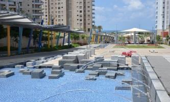 שכונת פאר ציר כחול