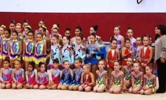 תחרות התעמלות אומנותית 23.5.16