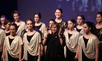 נעמי והמקהלה - עותק