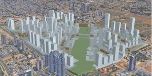 מרכז עירוני חדש יוקם בנתניה