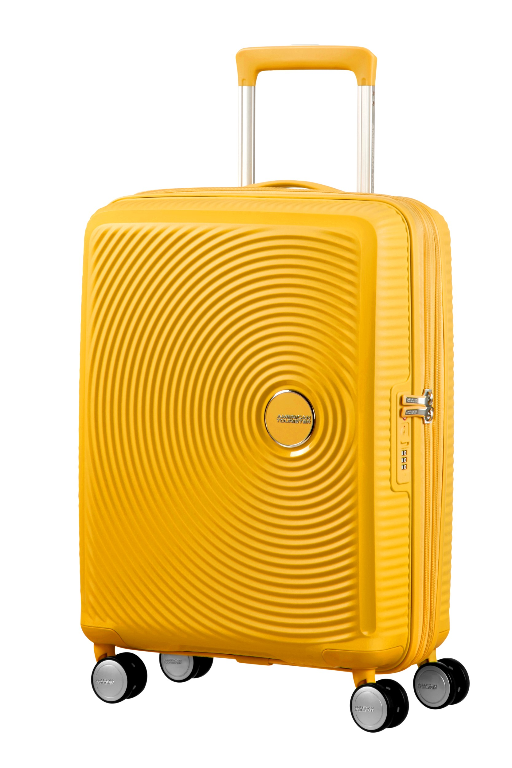 SOUNDBOX מזוודה עליה למטוס אמריקן טוריסטר מבית סמסונייט מחיר 595 שח צילום יחצ (1)