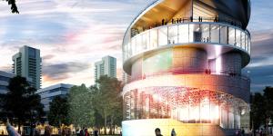 ביוזמת ראש העיר, מרים פיירברג-איכר: היכל תרבות חדש לנתניה
