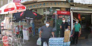 חברת 'שראל' בשיתוף עם מ״מ ראש עיריית נתניה אלי דלל נרתמו השבוע לעזור לעסקים הקטנים בעיר